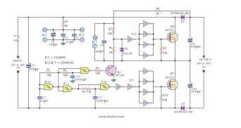 48 volt power supply schematic get free image about