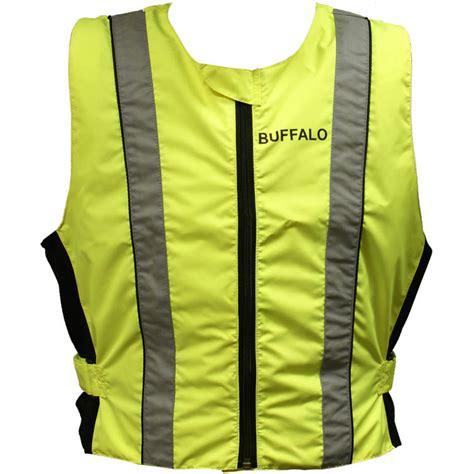 biker safety jackets buffalo hi viz motorcycle safety jacket jackets