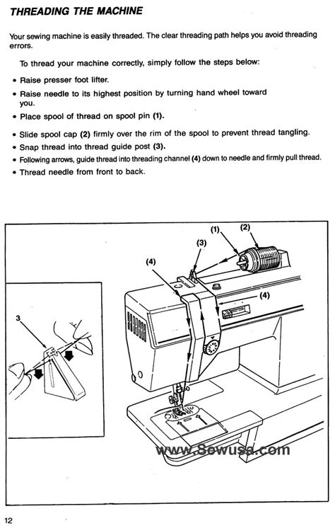 singer the complete photo guide to sewing 3rd edition books singer 5932 sewing machine threading diagram