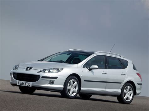 peugeot 407 sw 2004 peugeot 407 sw pictures information and specs