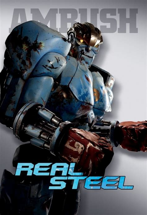 film robot petarung foto ambush robot pertama yang dilatih charlie untuk