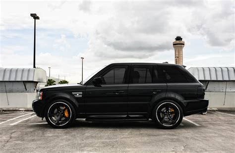 land rover sport custom customized range rover sport exclusive motoring miami