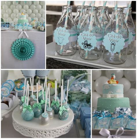 Baby Shower Decoration Ideas Boy by Kara S Ideas Boy Baby Shower Planning