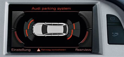 electronic toll collection 1990 audi 80 parking system audi parking system plus