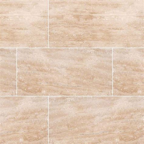 ivory vein cut travertine tile