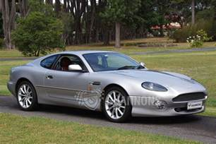 sold aston martin db7 vantage v12 coupe auctions lot 22