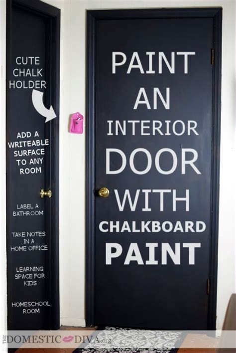 chalkboard paint directions 50 genius chalkboard paint projects that will beautify and
