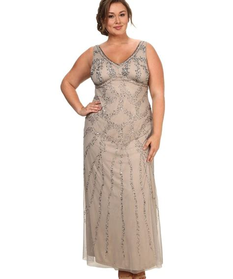 1920s plus size wedding dresses 1920s dresses plus size pluslook eu collection