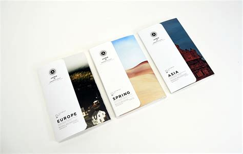 brochure designs best astray travel co brochure design on behance