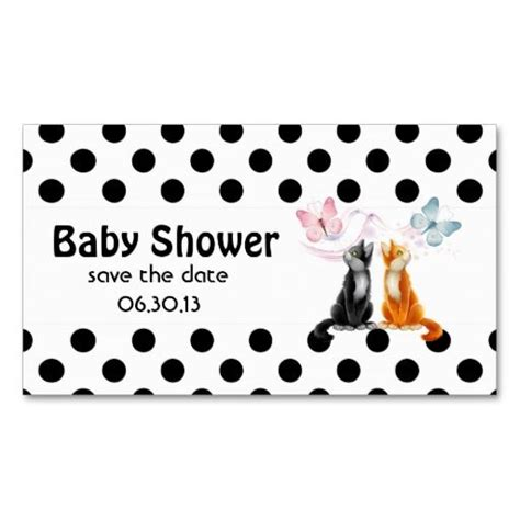 polka dot business card templates free 17 best images about baby business cards on