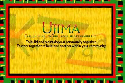 kwanzaa day 3 ujima collective work and responsibility