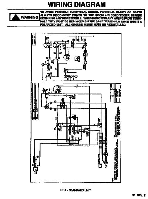 amana ptac wiring diagram mesmerizing for wiring diagram