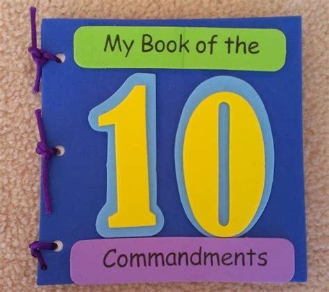 ten commandments for crafts 17 best ideas about ten commandments on 10