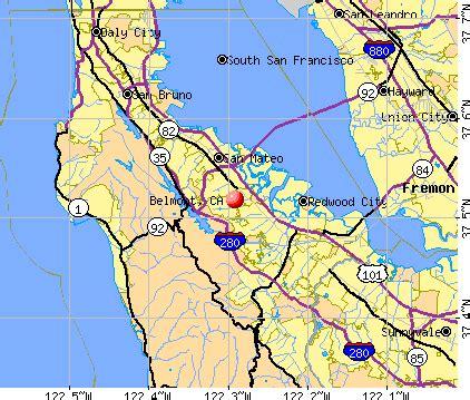 belmont california map opinions on belmont california