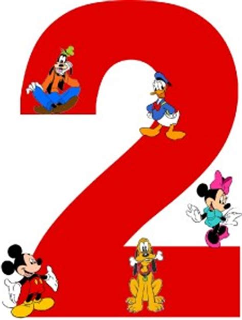 Mouse X7 Second mickey mouse 2nd birthday or everyday iron on transfer ebay