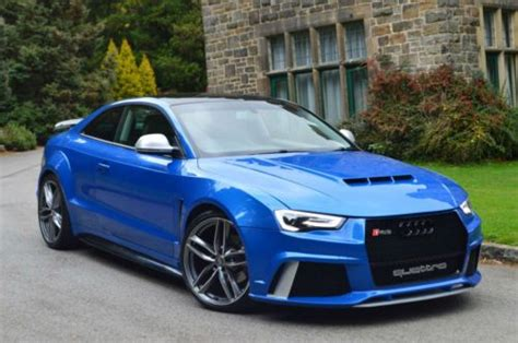 audi a5 2 7tdi coupe modified wide bodykit rs5 rs custom