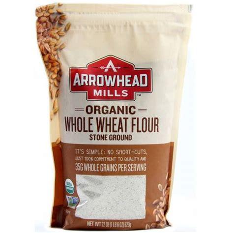 Wheat Detox Headache by Arrowhead Mills Whole Wheat Flour 22 Oz Evitamins