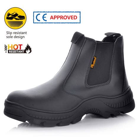 experienced supplier of hro safety shoe without laces m 8025