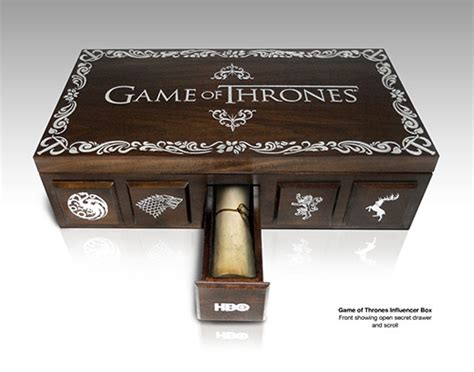 game of thrones gifts hbo game of thrones influencer gift box pgd blog