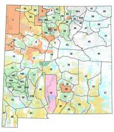 New Mexico Unit Map by Big Game Units And Coer Maps New Mexico Department Of