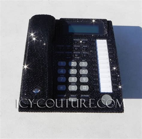Home Office Phone by Icy Couture Home Office Phone