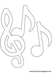 coloring book songs free coloring pages of eighth note