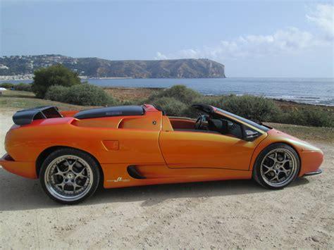 Lamborghini Diablo Roadster For Sale by Lamborghini Diablo Vt Roadster For Sale In Javea Spain