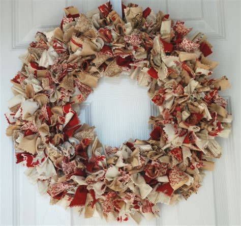 pattern for fabric wreath junie moon fabric wreath