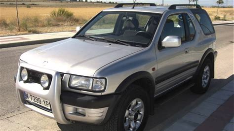 opel frontera 2002 100 opel frontera 2002 1995 opel frontera specs and