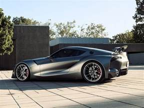 Ft 1 Toyota Toyota Ft 1 Graphite Concept Revealed In Monterey
