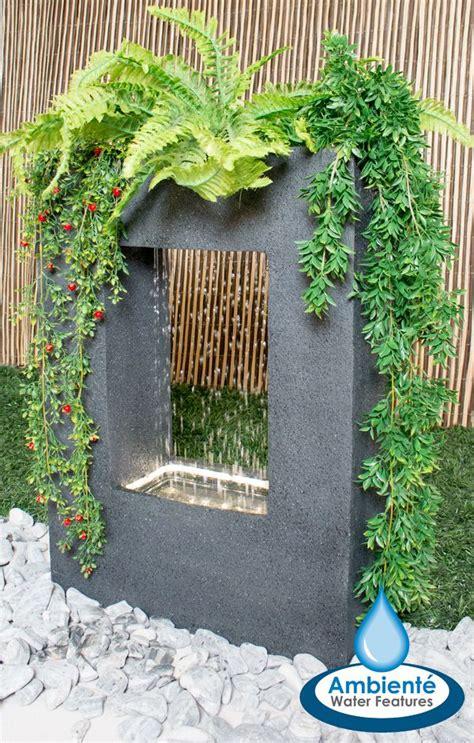 Wasserlauf Im Garten 98 by Ambient 233 Bepflanzbarer Wasserfall Brunnen Garten