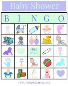 free printable baby shower bingo 183 the typical mom