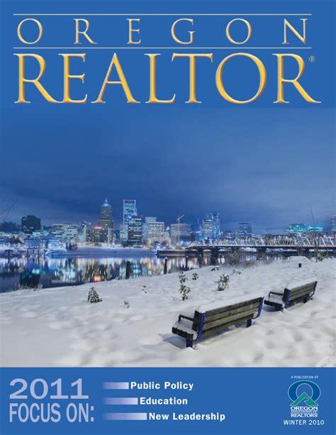 Oregon REALTOR Magazine by Oregon Association of REALTORS