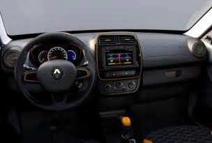 Renault Kwid Interior Renault Kwid Ser 225 Lan 231 Ado Em 2017 Motores Jornal Nh