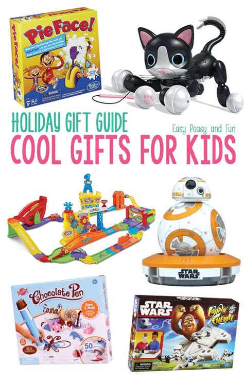 cool christmas gifts for kids easy peasy and fun