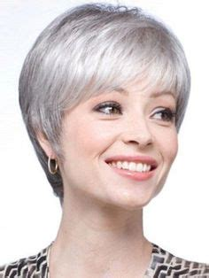 nice short pixie grey wigs for women over 50 hair short hairstyles for fine hair over 60 photo gallery of
