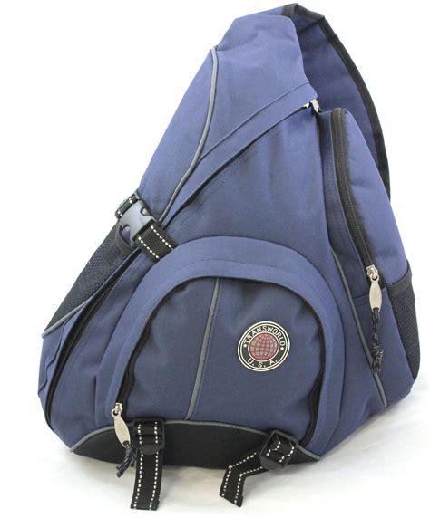 backpack messenger bag cross organizer single