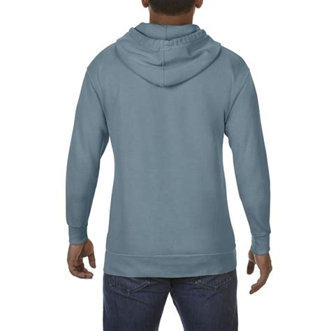 ice blue comfort colors cc1567 comfort colors adult hoodie ice blue gildan