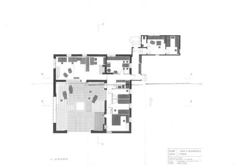 alvar aalto floor plans alvar aalto muratsaalo experimental house finland 1952
