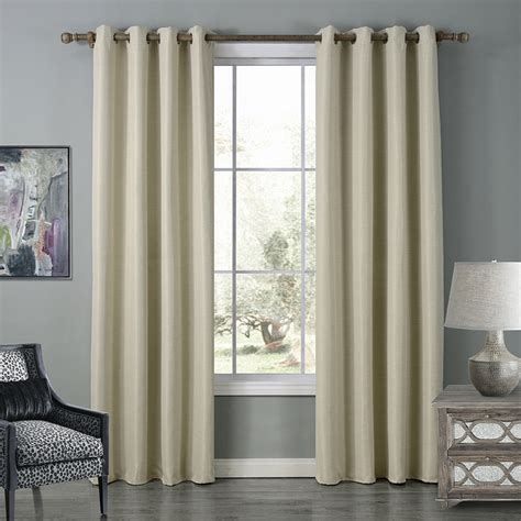 blackout bedroom curtains 1 piece herringbone pattern blackout curtain for bedroom
