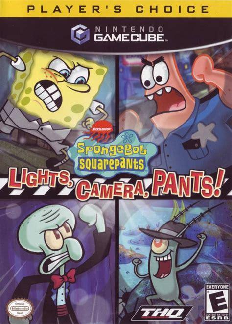 spongebob squarepants lights gamespace11box gamerankings