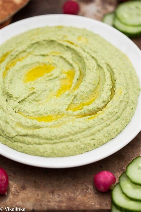 Detox Hummus by Lemony Edamame And Butter Bean Hummus Recipe Style