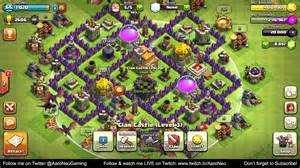 Town hall level 7 th7 base maxed out completely upgrade strategy for