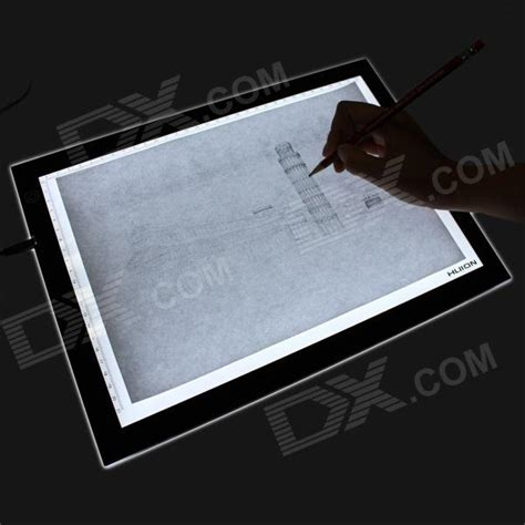light in the box order tracking huion usb led light tracing pad a4 light box free