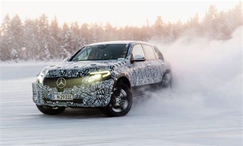 Mercedes Modellen 2019 by Mercedes Teaser 2019 Modellen Eqc Norsk Elbilforening