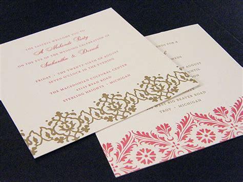 Wedding Invitation Usa by Indian Wedding Invitations Usa Make Your Wedding The Most