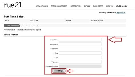 Rue 21 Application Alliance How To Apply For Rue 21 At Careers Rue21