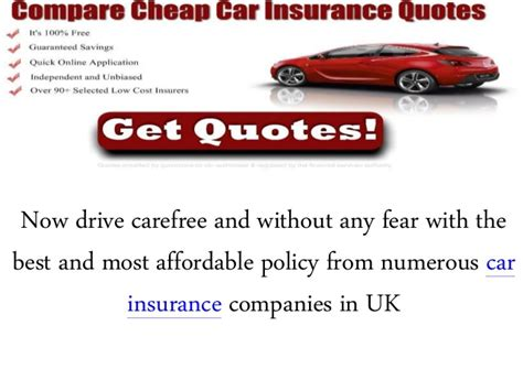 Cheap affordable car insurance
