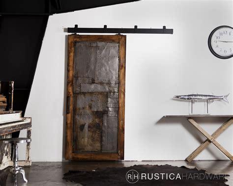 5 Barn Door Styles That Will Make Your Jaw Drop Rustica Metal Barn Door