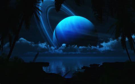 tropical moon  digital blasphemy decalgirl
